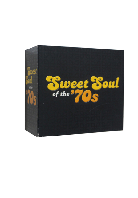 Sweet Soul Of The 70s Time Life 11 Cd Box Set 11cd Music Boxset