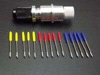 1 Cutting Blade Holder For Graphtec CB09 Silhouette Cameo Holder 15Pcs Blades Vinyl Cutter Plotter 30