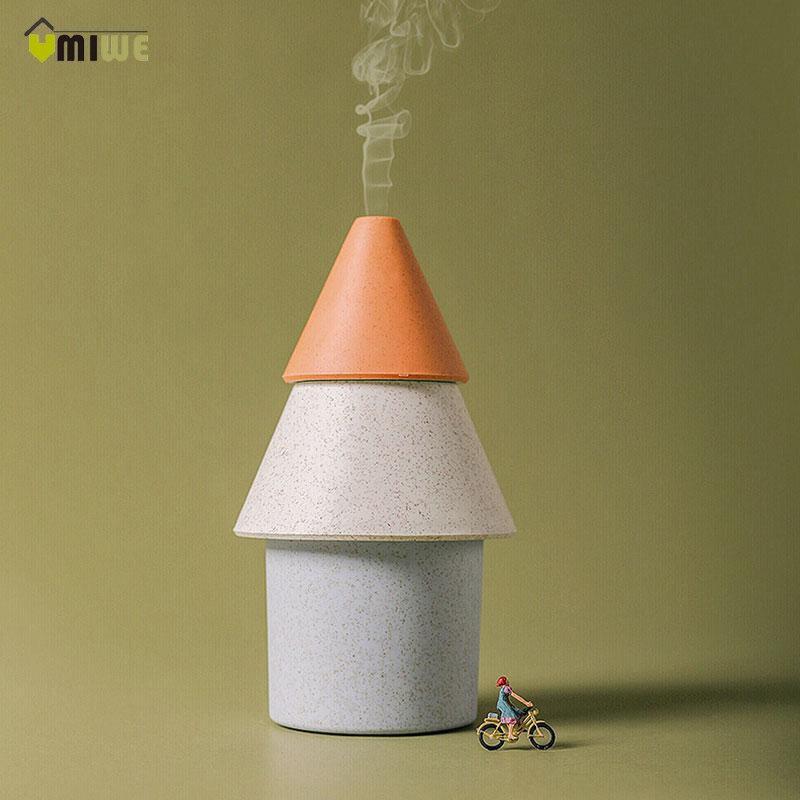Mini Kiefer Luftbefeuchter 250 ml Fogger Nebel Maker Tragbare Mini USB Haushalt Luftbefeuchter für Büro Auto Nach Hause