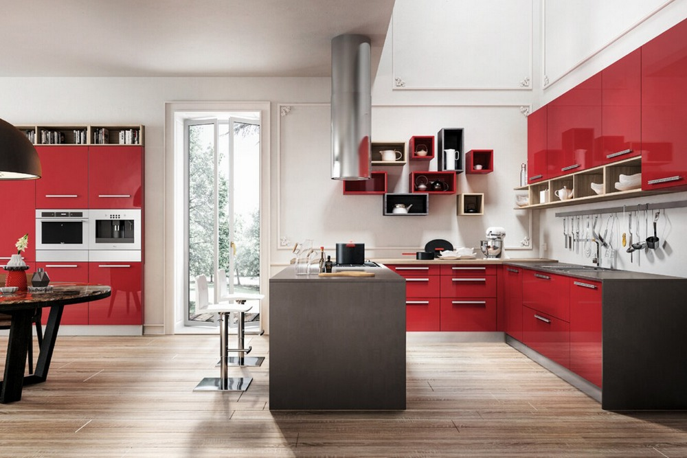 Online Get Cheap Red Lacquer Furniture Aliexpresscom