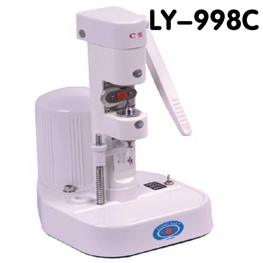 1 PC 220V  LY-998C rimless lens driller, resin lens and PC  lens drilling machine,lens drilling equipment pc 220 б у