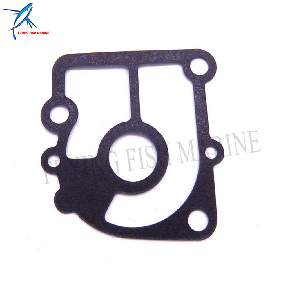 Motor Water Pump Guide Plate Gasket 3FS-65029-0 3FS650290M fit Tohatsu Nissan Outboard Engine NS M 9.9HP 15HP 18HP 2-stroke,2cyl