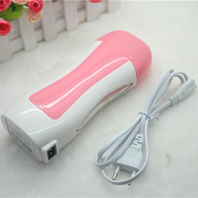 Portable Epilator Hot Wax Cartridge Hair Removal Wax Heater Wax Roll Depilatory Underarm Warmer Depilatory Heater For Body