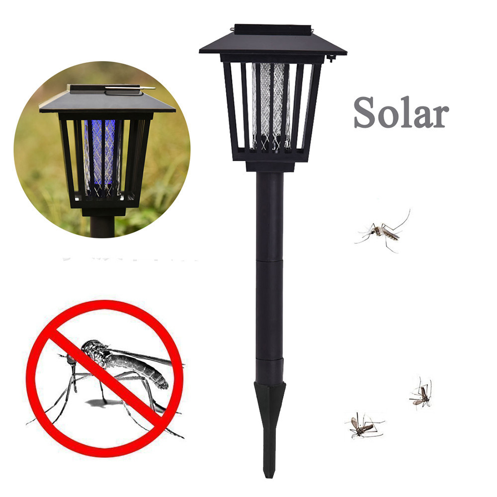 2019 Lowest Price Drop Shipping Mosquito Insect Zapper Accent Kill Bugs Killer With Solar LED Garden Light Lamp mosquito killer2019 Lowest Price Drop Shipping Mosquito Insect Zapper Accent Kill Bugs Killer With Solar LED Garden Light Lamp mosquito killer