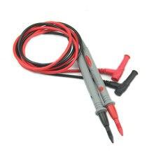 1 Pair Universal Probe Test Leads Pin 1000V 10A for Digital Multimeter Needle Tip Meter Multi Meters Tester Lead Probe Wire Pen