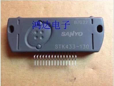 2pcs/lot   Original new  STK433 130