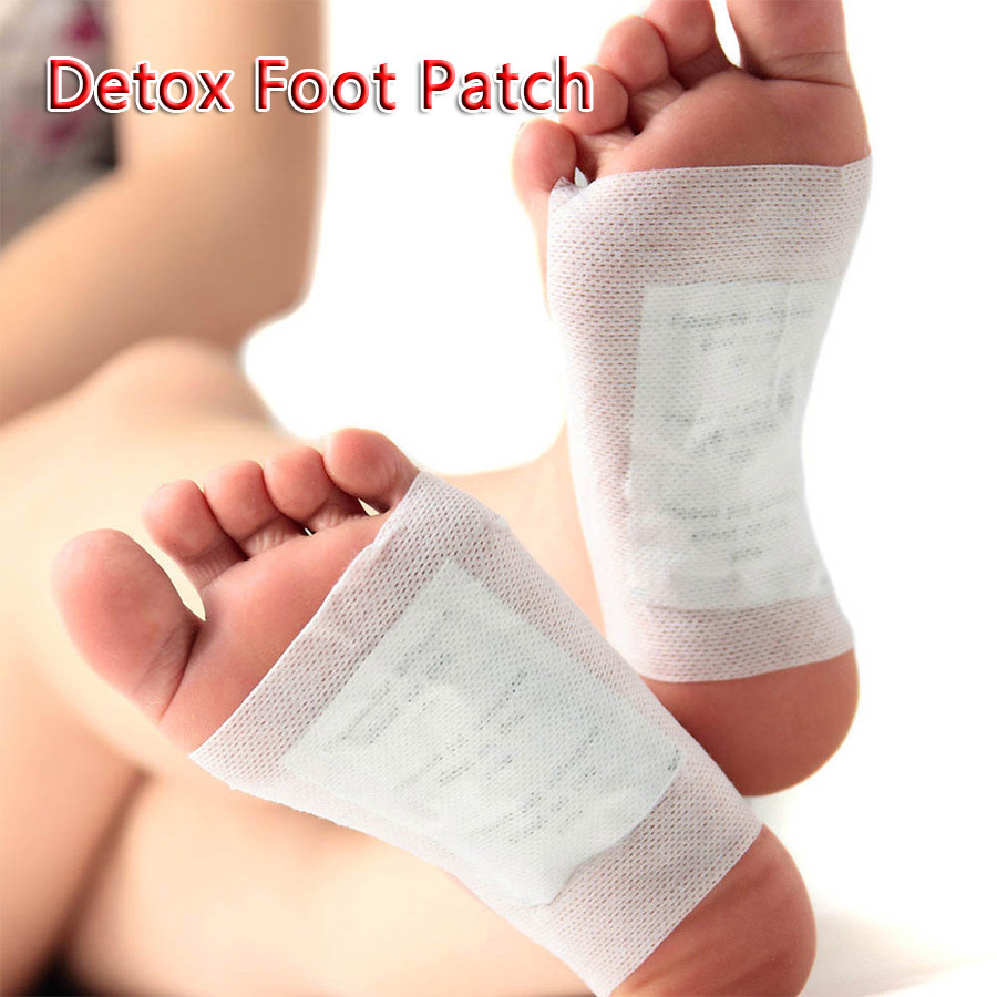 100pcs=(50pcs Patches+50pcs Adhesives) Detox Medical Plaster  Foot Patches Helps Sleep Weight Lose Feet Slimming Z08027