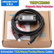 TSXPCX3030-C TSXPCX3030 подходит Schneider TSX/Neza/Twido/Nano PLC Кабель для программирования