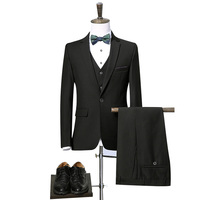 MarKyi Men Wedding Suits 2017 Luxury Brand Plus Size 5xl Mens Casual Mens Suits 3 Pieces