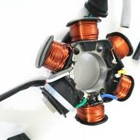 Motorcycle Stator Coil For Piaggio Vespa Liberty 125 hexagon vespa Et4 125 LX