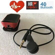 Bluetooth монитор вариабельности сердечного ритма ухо клип палец датчик сердечного ритма HRV монитор Elite HRV Heartrate+ когерентность PRO