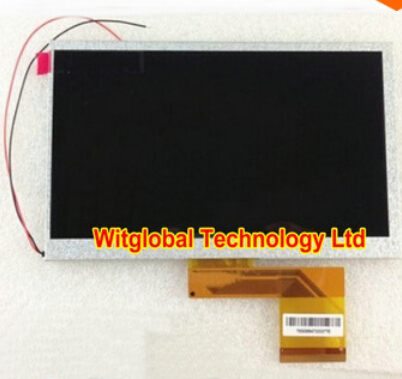 New LCD Display Matrix 7 PRESTIGIO MULTIPAD Prime 3G PMP7170B PMP7170B3G LCD Display Screen Panel replacement Free Shipping new prestigio multipad pmt3008