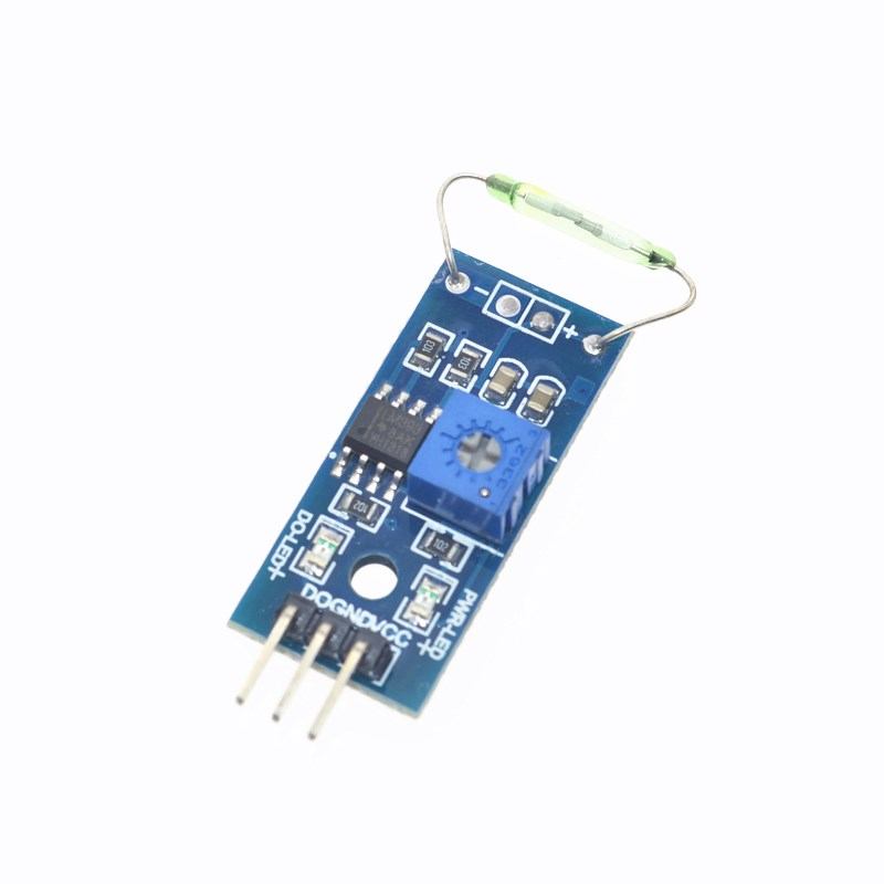 Reed font b sensor b font module magnetron module reed switch MagSwitch For font b Arduino