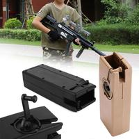 Wospor M4 Hand Crank BB Speed Loader Airsoft Paintball Hunting Accessories Outdoor Brown