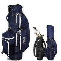 PGM стойки Гольф сумка высокого качества Гольф клубы сумка кронштейн пистолет сумка для Для мужчин и Для женщин Стандартный мяч посылка може