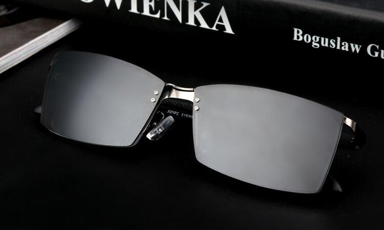 883d971802 Gafas verifocales de marca Chashma para hombre gafas ópticas de media  montura lentes progresivos gafas de lectura con Clips magnéticos