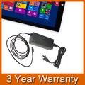 12 V 3A AC carregador adaptador de parede para Microsoft Surface Pro 3 Tablet PC frete grátis CE