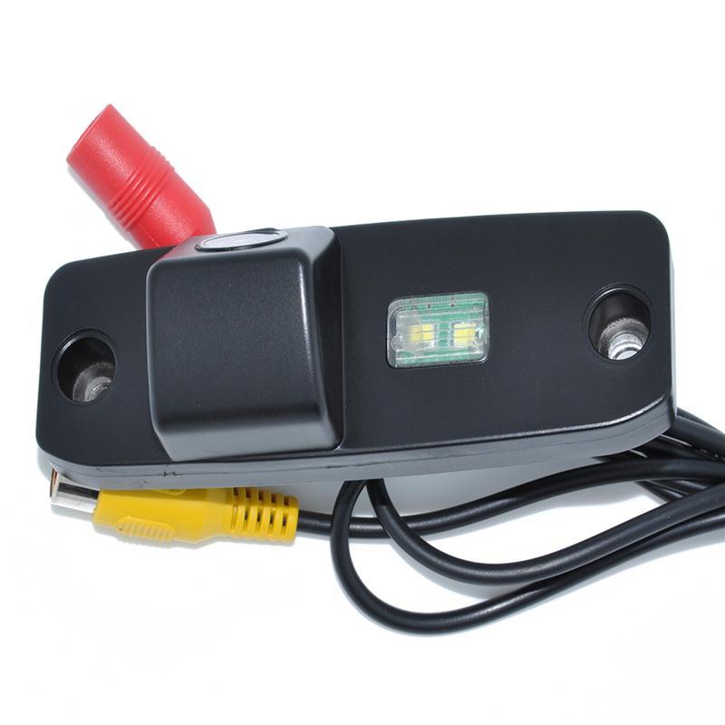 HD CCD auto tagantvaade Tagurpidi varukoopia Kaamera tagantvaade Kia - Autode Elektroonika - Foto 3