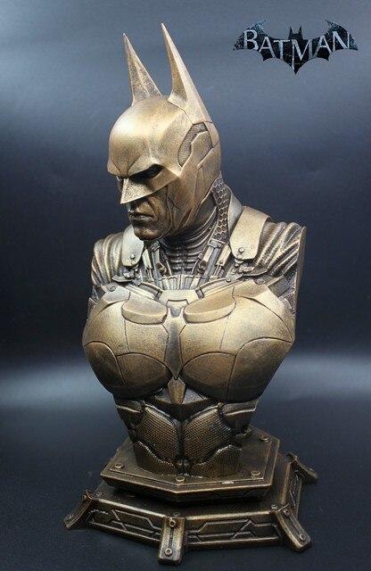 Бюст Бэтмен материал смола 1
