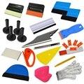 Набор инструментов для автомобиля  оконная Тонировочная пленка  аппликатор для автомобильной упаковки  наклейки  сделай сам  интерьер