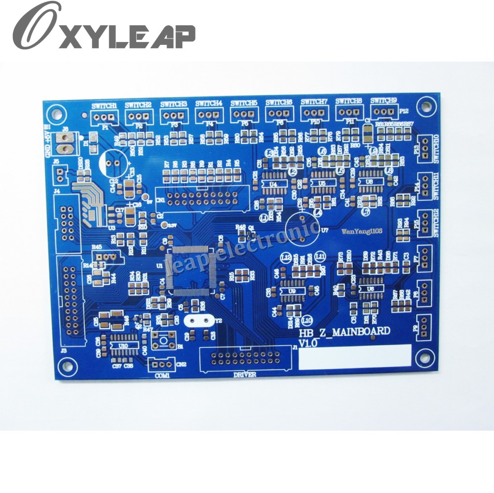 Double Sided Printed Circuit Board Supplierquick Turn Prototype Boardpcb Boardcircuit Maker Product On Alibaba 1 2layer Pcb Aluminum Base Material Electronic Fr4