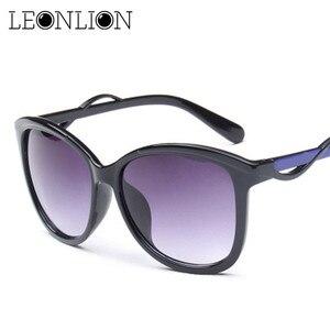 LeonLion 2018 New Sunglasses Women Brand