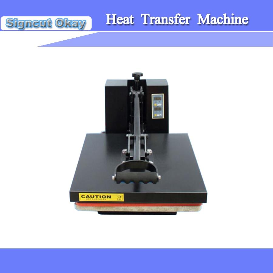Heat Printing Press Machine Manual T Shirt Heat Transfer Machine Advanced TS3030/3838 Cap/mug Press Machine