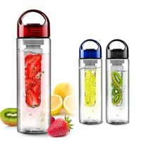 New 700ml Bpa Free Water Bottle Fruit My Outdoor Shaker Health Whey Protein Protein Shaker Sport