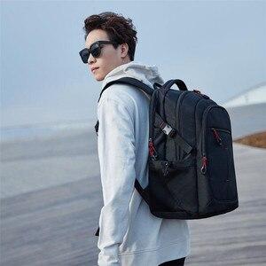 Image 3 - Youpin UREVO 25L large capacity mens backpack mens 15inch computer bag waterproof travel bag multi function backpack bag