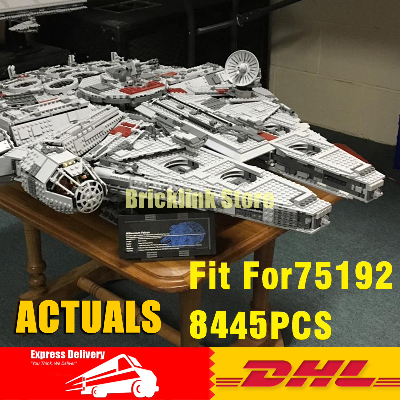 Clone 75192 LEPIN 05132 New 8445pcs Ultimate Collector's Destroyer Star Series Wars Building Blocks Bricks Children lepin 05132 star series wars new ultimate collector s model destroyer building blocks bricks children toys 8445pcs gifts 75192