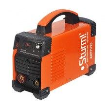 Аппарат сварочный инверторный Sturm! AW97I125 (Напряжение питания 160-250 В, сварочный ток 30-250 А, мощность 6600 Вт, продолжительность включения 60% при макс.токе)