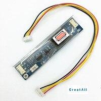 AVT2028 Big Port Universal 2 Lamp CCFL Backlight Inverter Board Input Voltage 10 28V For 15
