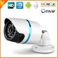 мегапиксельная HD 720P IP камера открытый ик-пуля водонепроницаемый 1280 * 720 камеры видеонаблюдения ip-мегапиксельная 3.6 мм объектив ик-cut онлайн посмотреть