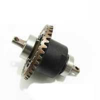 1/10 HQ 727 RC Car Spare Parts Complete Set Differential Gear Set 37 Teeth ( length 47.7 , diameter 37.6)