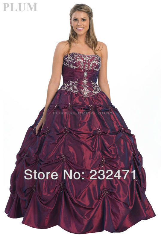 Free Shipping Quinceanera Military Marine Corps Ball Gowns Prom