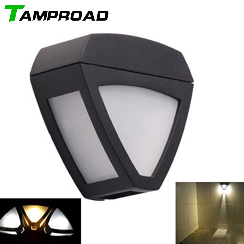 tamproad solar powered home lighting system bracket mounted foco