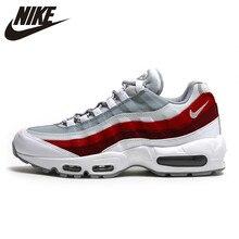 new styles 8fe61 24c9d Nike Air Max 95 TT Pack chaussures de course à choc lent blanc rouge pour  hommes et femmes 749766-103 40-45