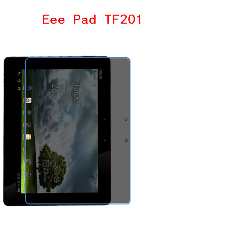 For Asus Eee-Pad-TF201-10.1-inch-tablet  Screen Privacy Screen Protector Privacy  Anti-Blu-ray Effective Protection Of Vision