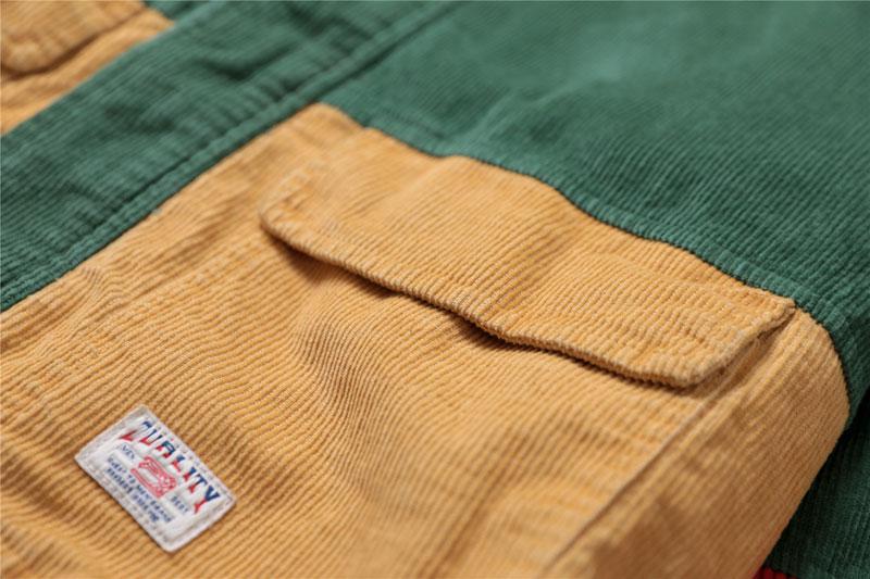 Fashion Corduroy jacket