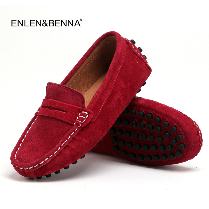 Kids Shoes Genuine Leather Shoes Loafers For Girls Large Size 2018 New Fashion Sneakers Children Peas Shoes Casual Boys Walking 2018 new genuine leather kids shoes boys mocassins fashion soft children shoes for boys girls casual flat slip on loafers