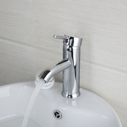Ouboni Faucets Basin Faucet Torneira New Chrome Plated Water Tap ...