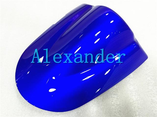 Blue For Suzuki GSXR 600 R 750 R K6 2006 2007 Rear Seat Cover Cowl Solo Seat Cowl Rear Fairing Set  gsxr 600 750 r k6 06 07