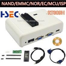 Frete grátis original rt809h emmc nand flash extremamente rápido programa universal melhor do que rt809f/tl866cs/tl866a/nand