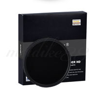 Zomei 72mm HD Ultra Pro Slim Multi Coated 18 layers ND2 400 Fader Variable ND Filter for DSLR Camera Universal Lens Filter