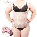 Талия Корсеты Pls Размер Талии Жилет Повседневная Для Женщин Для Похудения Одежды Body Shaper Топ Жилет Кружева Живот Shaper