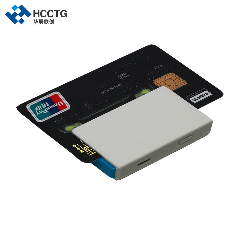 Emv OEM Magnetic And Contact IC Bluetooth Mobile Credit Card Reader MPR100