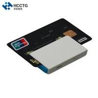 Emv OEM Manyetik Ve İletişim IC Bluetooth Mobil Kredi kart okuyucu MPR100