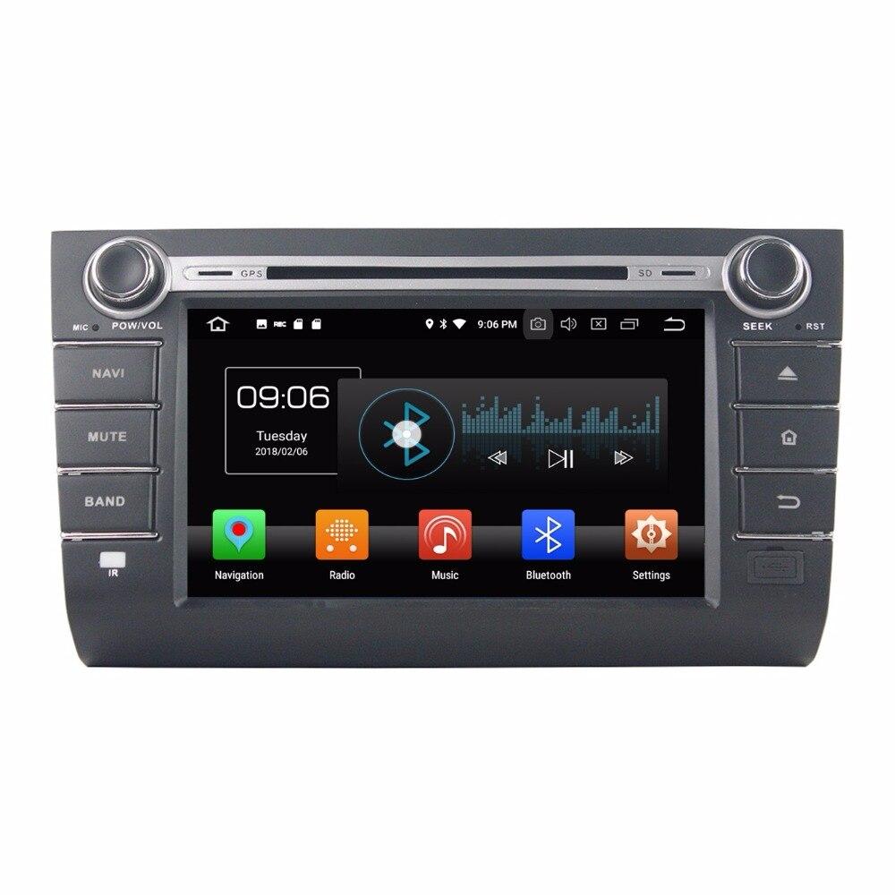 4GB RAM Octa Core 8 Android 8.0 Car PC Audio DVD Player for Suzuki SWIFT 2004 2010 With Radio GPS 4G WIFI Bluetooth TV USB DVR