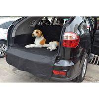 Car Pet Trunk Mat Tarpaulin Waterproof Cloth Dog Cat Back Seat Covers Rear Auto Pad Car Protection Blanket