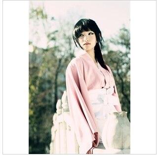 Costume d'anime Hakuouki: costume de cosplay Shinsengumi Yukimura Chizuro